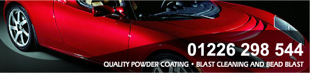 Quality Powder Coating, Blast Cleaning and Bead Blast